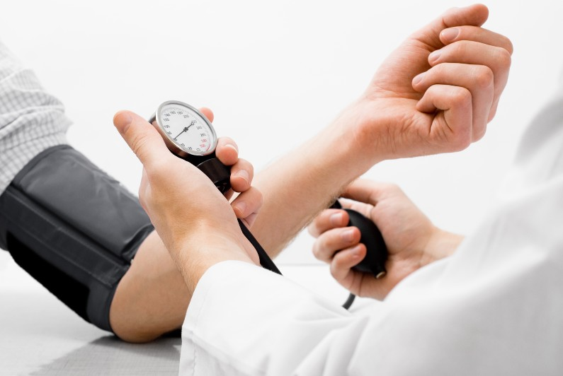 Half of all people living with hypertension treated