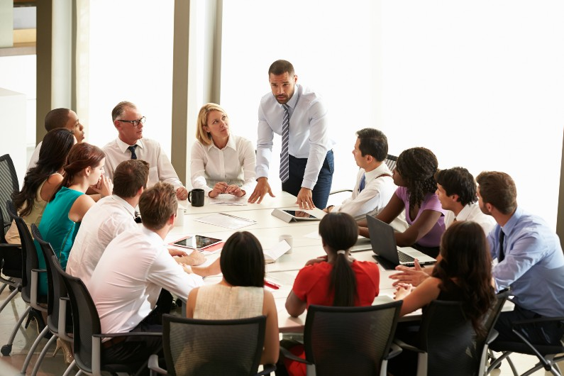 Who will deliver 'the jab' message in your workplace? Make sure it's not an abrasive leader