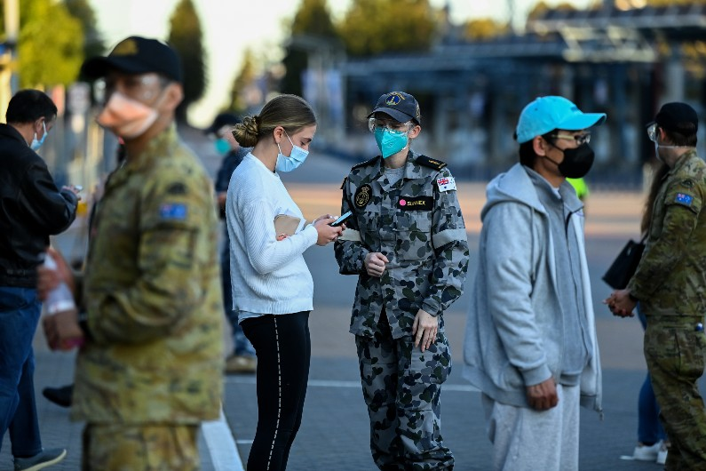 The ADF and the militarised response to COVID-19