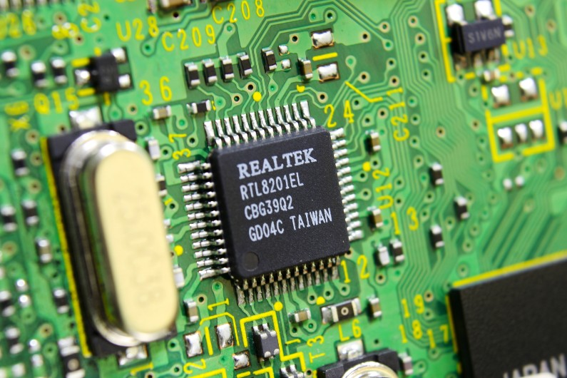 Semiconductors and the US-China innovation race