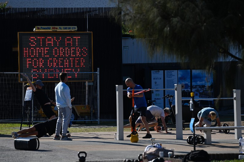 NSW wakes up to tougher COVID-19 rules, NT announces lockdown