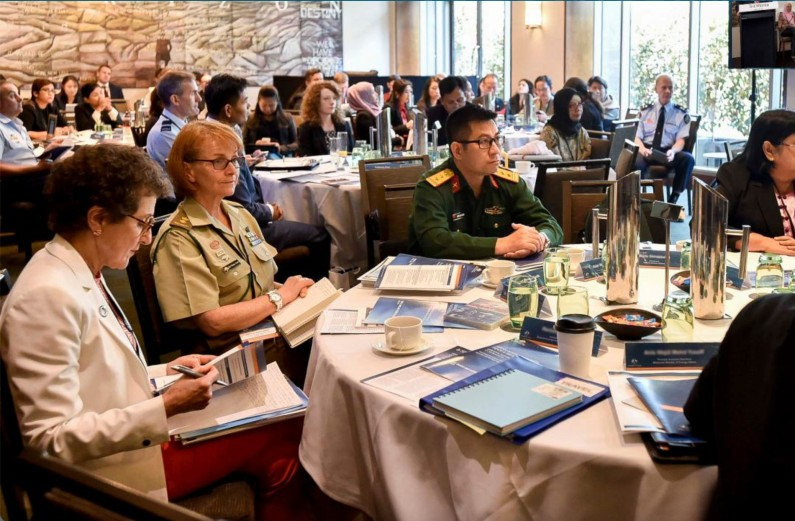 Breaking down silos across defence, diplomacy and development
