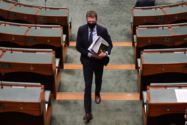 Christian Porter's political nightmare continues