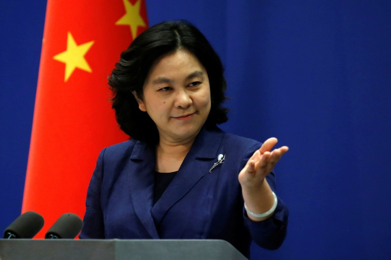 China: Quad alliance cannot unilaterally define 'world order'
