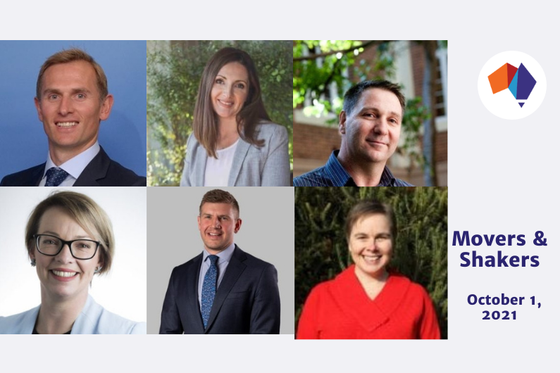 Movers & shakers: new managers at Services Australia, major promotion at PM&C