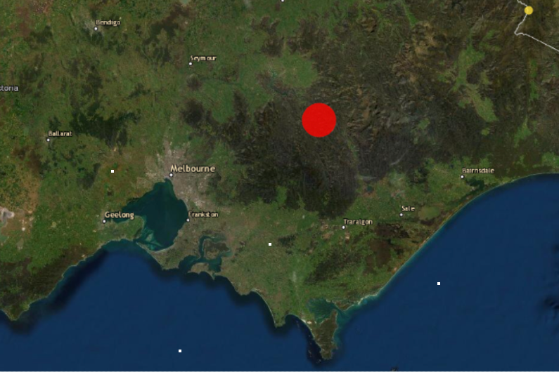 Earthquake rocks populations across states