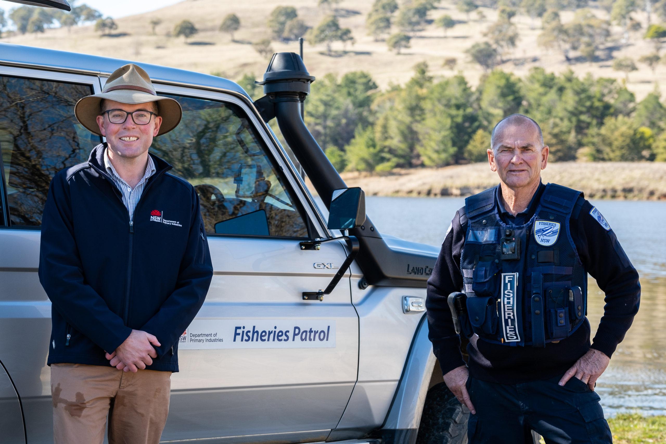 NSW authorities slap more penalties on non-compliant fishing