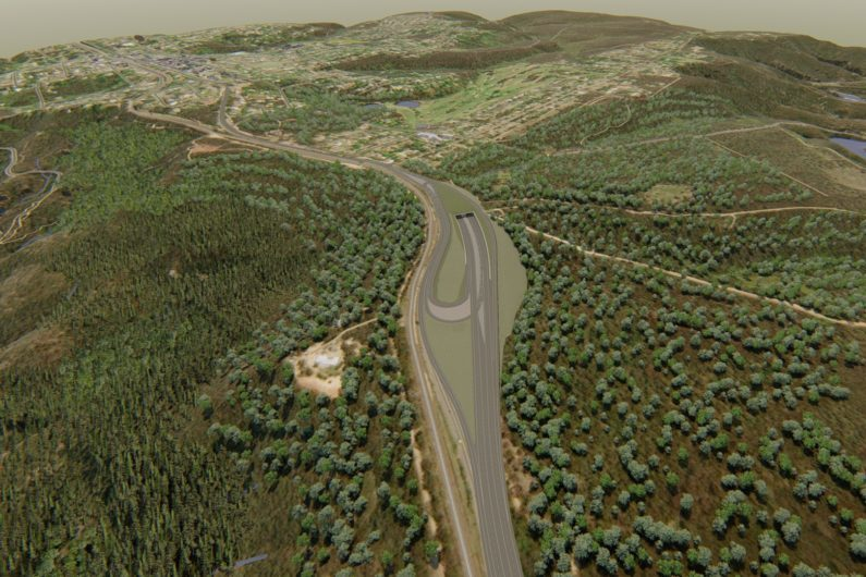 Minister makes assurances about Blue Mountains road tunnel project