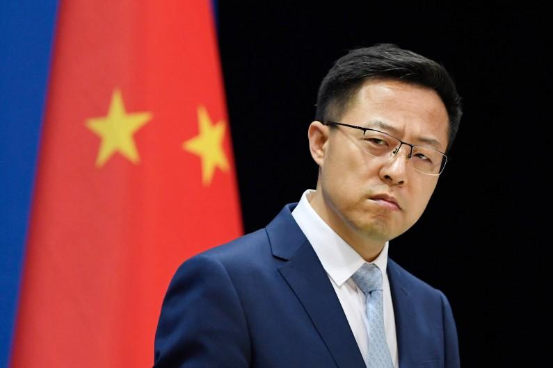 Beijing says AUKUS submarine program will 'aggravate' arms race