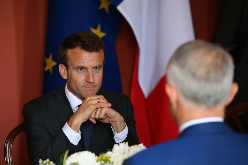 No one does self-interested arms deals like the French