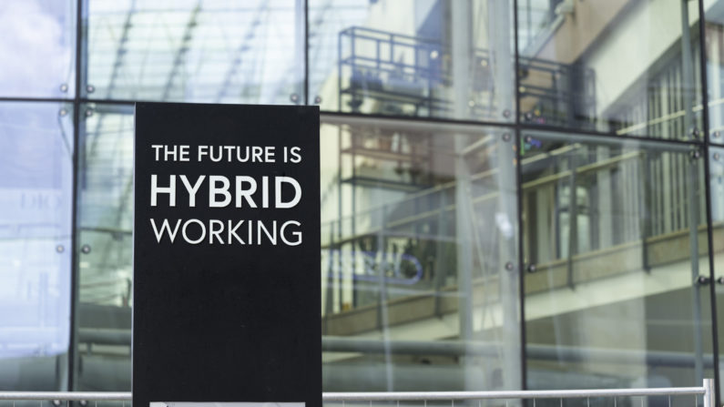 Effectively Engaging the Hybrid Workforce