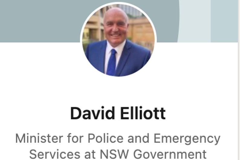 PSsst! Minister overlooks the PC police
