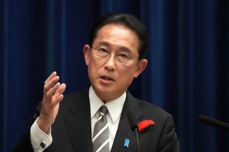 Fumio Kishida facing nuclear weapons dilemma