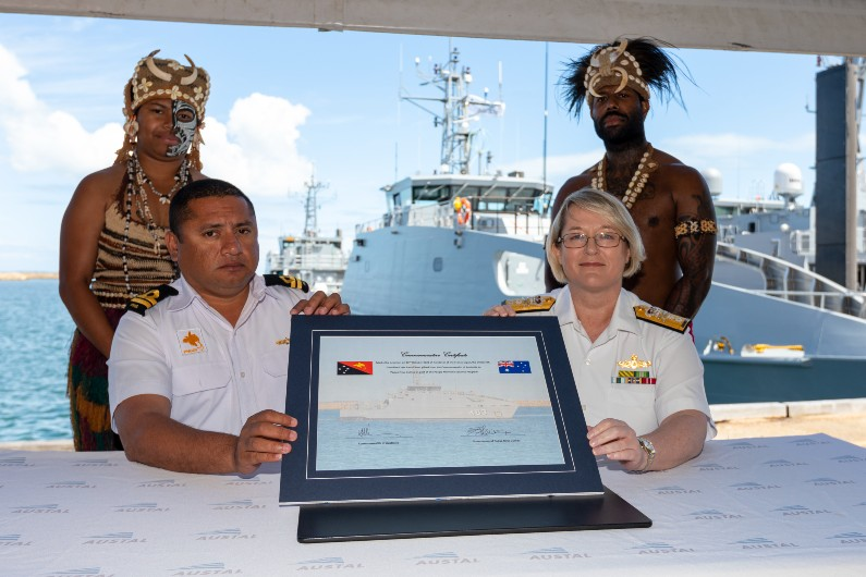 Patrol boats for PNG to bolster Pacific maritime security