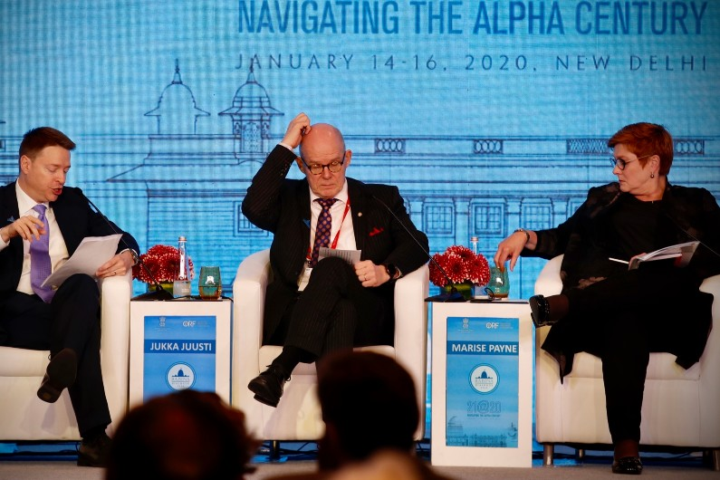 China sees coronavirus 'truth as problematic', Global Security Forum told