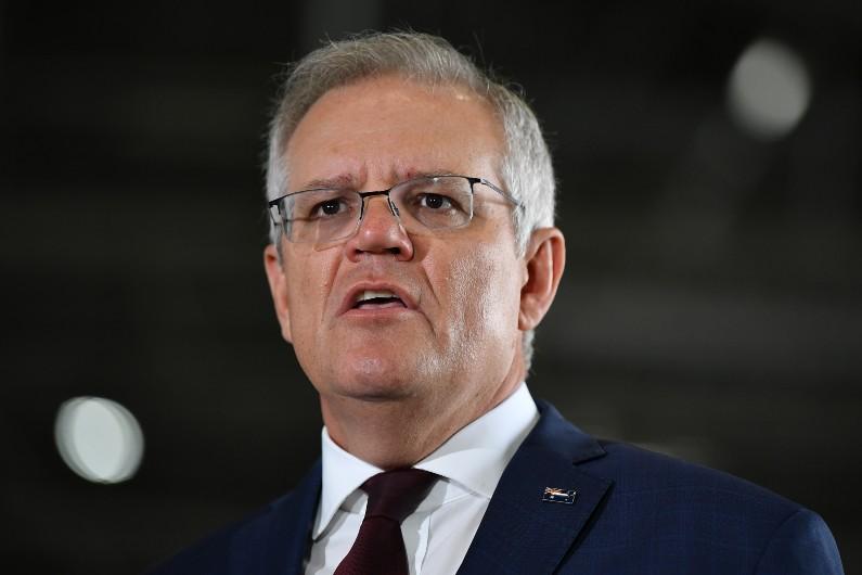 PM vows 2050 net zero emissions plan won't turn Australia's lights off