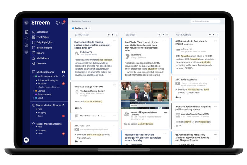 How Streem became the essential tool for government media teams
