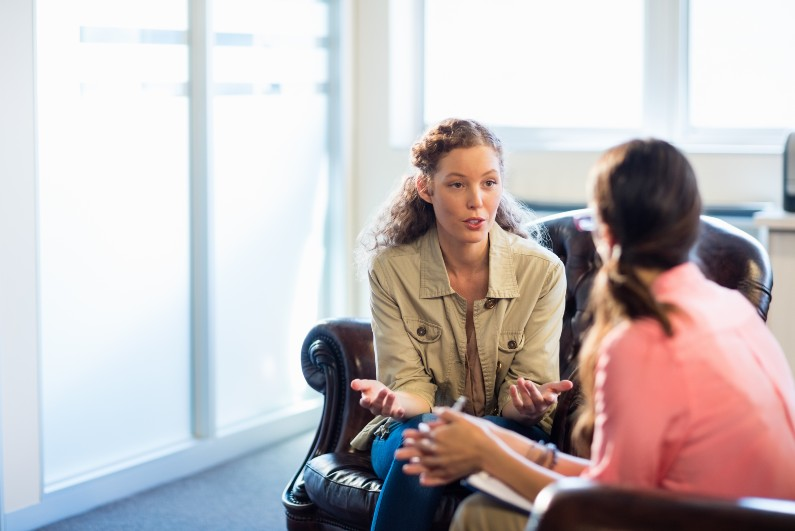 APS workplace mental health program showing strong results